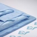 Folha para esterilização
