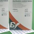 Etiquetas de control de esterilização